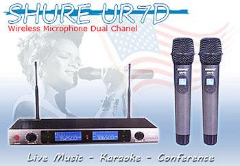 Bán các loại mic không dây, hay nhất giá rẻ xài ngon